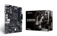 A520MH Tarjeta Madre Biostar A520MH - Socket AM4 - 2xDDR4 - 1866/2933/4400(OC) MHz HDMI VGA USB 2.0/3.2 Micro ATX