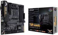 TUF GAMING B450M-PLUS II Tarjeta Madre ASUS TUF GAMING B450M-PLUS II Socket AM4 4xDDR4 2133/2666/4400(O.C) MHz HDMI DVI-D USB 2.0/3.2 Micro ATX