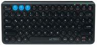 AC-926577 Teclado Multidispositivos Acteck TX20 Inalámbrico Bluetooth Slim Negro