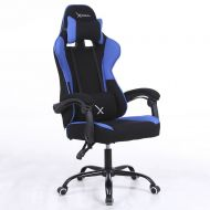 XZSXZ20A Silla Gamer XZeal XZ20 Reclinable Hasta 165º Soporta 150kg Negro/Azul