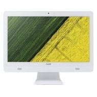 "DQ.B6ZAL.003 All in One Acer Aspire AC20-720-ML11 Pantalla 19.5"" Intel Pentium J3710 Mem. 4GB D.D 1TB W10 Home Blanco"