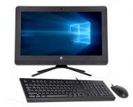 4WX51LTELIFE2TB All in one HP 205 G3 Pantalla 19.5 AMD E2-7110 Mem. 4GB D.D. 32GB SSD W10Pro