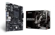 B550MH Tarjeta Madre Biostar B550MH Socket AM4 2xDDR4 1866/3200/4400(OC) HDMI VGA USB 2.0/3.2 Micro ATX