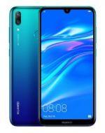 "Smartphone Huawei Y7 2019 6.26""  HUAWY72019-A  Octa-Core 3GB 32GB Cámaras 8MP 13MP 4000mAh Android 8.1 Azul Aurora"
