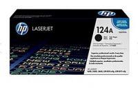 Cartucho de Tóner Q6000A HP 124A - Negro - Laserjet - Original - (Q6000A)