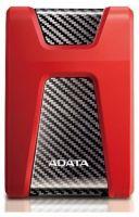 AHD650-2TU31-CRD Disco Duro Externo ADATA Hd650 - 2.5 2TB - USB 3.1 Windows/ Mac/ Linux Rojo