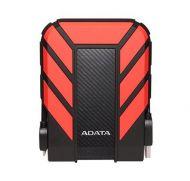 ADATA HD710 Disco Duro Externo AHD710P-1TU31-CRD 1TB Rojo