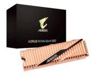 Unidad de Estado Sólido Gigabyte AORUS GP-ASM2NE6500GTTD M.2 500GB PCI-E 4.0 Cobre