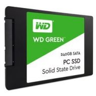 """Unidad de Estado Sólido Western Digital WD WDS240G2G0A Green 2.5"""" 240GB SATA 3"""