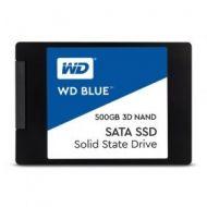 """Unidad de Estado Sólido Western WDS500G2B0A Digital WD Blue 2.5"""" 500GB SATA 3"""