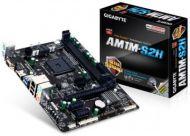 Tarjeta Madre Gigabyte AM1 GA-AM1M-S2H 2xDDR3 1600 VGA/HDMI 2xUSB3.0 Micro ATX
