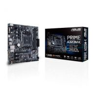 PRIME A320M-K Tarjeta Madre Asus AMD AM4 2x DDR4 2133-3200MHz VGA 2 USB 2.0 4 USB 3.0