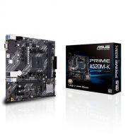 PRIME A520M-K Tarjeta Madre ASUS PRIME A520M-K Socket AM4 2x DDR4 2133/3200/4600(O.C) MHz HDMI VGA M.2 USB 2.0/3.2 Micro ATX