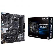 PRIME B550M-K Tarjeta Madre ASUS PRIME B550M-K Socket AM4 4xDDR4 2133/3200/4600(O.C.) MHz HDMI VGA DVI-D M.2 USB 2.0/3.2 Micro ATX