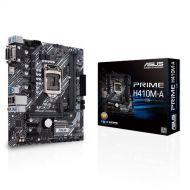 PRIME H410M-A/CSM Tarjeta Madre ASUS PRIME H410M-A/CSM Socket 1200 2xDDR4 2133/2933 MHz HDMI VGA DVI-D M.2 USB 2.0/3.2 Micro-ATX