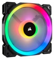 Ventilador Corsair LL120 120mm CO-9050071-WW RGB Bucle de Luz Dual