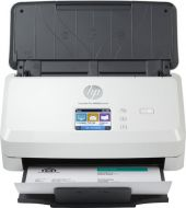 6FW08A Escáner HP ScanJet Pro N4000 snw1 - 40ppm - Wi-Fi - USB 3.0 - Ethernet - Blanco