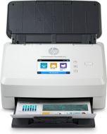 6FW10A Escáner HP Scanjet Enterprise Flow N7000 Snw1 - 75 ppm - Wi-Fi - USB 2.0 - Blanco