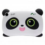 "Tablet GHIA Panda 7 GTPND7GRN 7"" Quad Core 1GB 16GB NOTGHIA-289 Cámaras 0.3MP/2MP Android 9 Go Ojos Verdes"