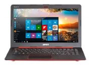 "LANIX45206 Laptop Lanix Neuron A Pantalla 14"" Intel Celeron N3060 4GB 32GB SSD Windows 10 Home Rojo"