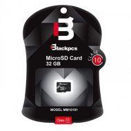MM10101-32 Memoria MicroSDHC BLACKPCS 32GB Clase 10