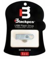 Memoria USB BLACKPCS MU2106 - 16GB - USB 2.0 - Plata