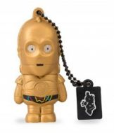 FD007406 - Memoria USB Tribe Star Wars - 8GB - USB 2.0 - C-3PO