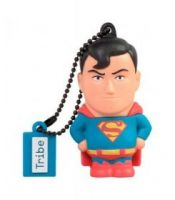 FD033401 - Memoria USB Tribe - 8GB - Superman