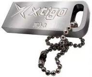XTI-XU2-16G-SL Memoria USB Xtigo XU-2 - 16GB - USB 2.0 - Plata