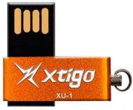 XU1-8G-OR Xtigo XU-1 - 8GB Memoria USB USB 2.0 - Naranja