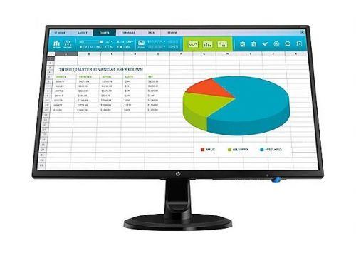 "Monitor HP N246V Pantalla 23.8"" 1RM28AA 1920 x 1080 VGA DVI-D HDMI"