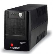 SBNB500 UPS 500Va Smartbitt 4 Contactos Respaldo de Energía Supresor Picos