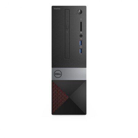 Computadora Dell Vostro 3470 SFF Core i3-8100 1F3FG Mem. 4GB D.D. 1TB DVD-RW W10Pro
