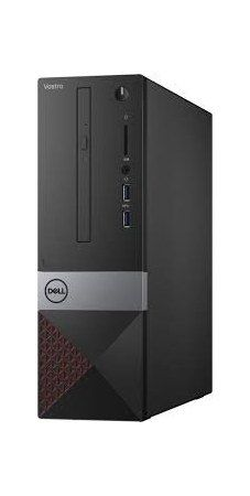 Computadora Dell Vostro 3470 SFF 7V63K Intel Core i5-8400 4GB 1TB DVD±RW Windows 10 Pro