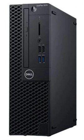 Dell Optiplex 3070 SFF Intel Core i5-9500 9RVR3 8GB 1TB DVD-RW Windows 10 Pro