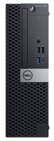 Computadora Dell OptiPlex 7060 SFF Intel Core i7-8700 9TWWM 8GB 1TB Windows 10 Pro