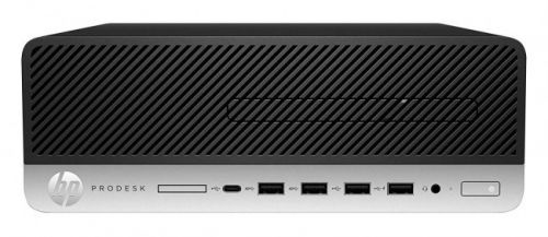 Computadora HP ProDesk 400 G6 SSF 9VU83LA Intel Core i5-8500 8GB 1TB Windows 10 Pro