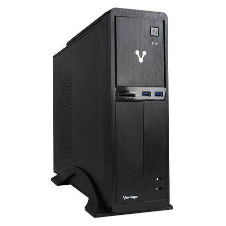 Computadora Vorago SlimBay 4 SB4 CI3 8100-END-6 Intel Core i3-8100 4GB 1TB EndlessOS