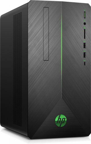 3US83AA PC Gamer HP Pavilion 690-002LA AMD Ryzen 5 2400G 8GB 1TB Nvidia GeForce GTX 1050 Ti 4GB Windows 10 Home