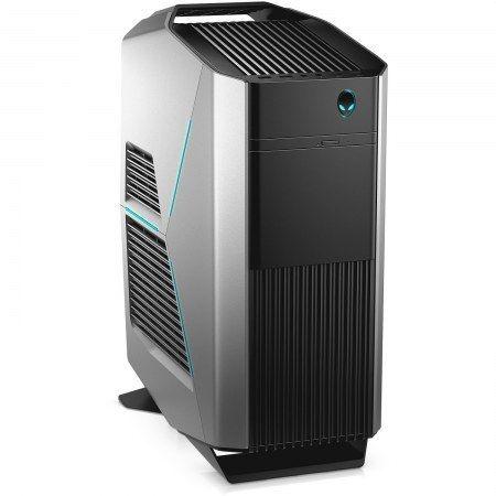 AACFL_I7KM16225680SW10S_120 PC Gamer Alienware Aurora Intel Core i7-9700K 16GB 2TB 256GB SSD NVIDIA GeForce RTX 2080 Windows 10 Home