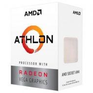 200GE APU Procesador AMD Athlon 3,2 GHz 2 Núcleos AM4 4MB Caché 35W