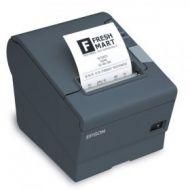TM-T88V-834 Impresora de Tickets Epson Transferencia C31CA85834 Térmica 80mm USB Paralelo Negro