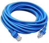 Cable de Red GHIA GCB-015 Cat5e RJ-47 5 Mts Azul