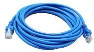Cable de Red GHIA GCB-013 Cat5e RJ-45 3 Mts Azul
