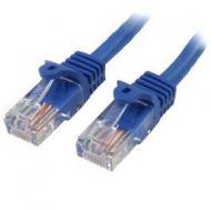Cable de Red StarTech.com 45PAT50CMBL 50cm Cat5e Ethernet Azul