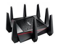GT-AC5300 Router Asus ROG Rapture 8 Antenas Externas Tribanda RJ-45 USB 3.0