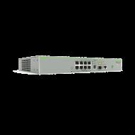 AT-FS980M/9PS-10 Switch Allied Telesis - 8 Puertos 10/100 Mbps + 1 Gigabit/SFP - PoE Total de 150 Watts - Capa 3 Administráble