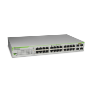 AT-GS950/24-10 Switch Allied Telesis - 24 Puertos 10/100/1000 Mbps + 4 SFP - Administráble