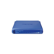 TE100-S8 Mini Switch TRENDnet - 8 Puertos 10/100 Mbps - No Administrable
