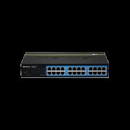 TEG-S24DG Switch Trendnet - 24 Puertos Gigabit 10/100/1000 Mbps - No Administrable